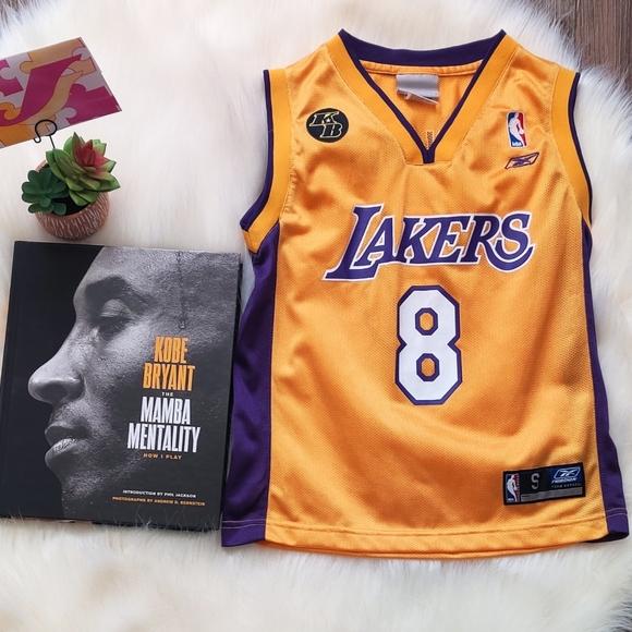 Lakers Kobe #8 Jersey S youth/ Kids (8)
